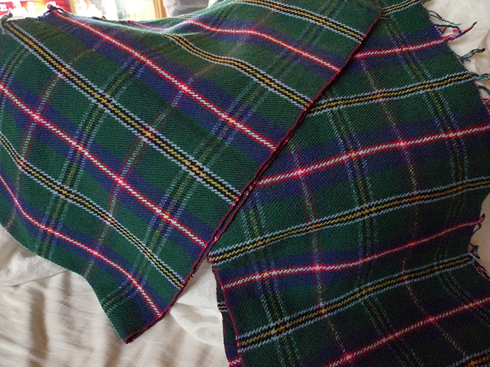 Washington State Tartan